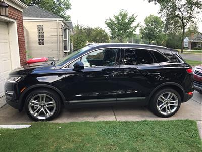 2017 Lincoln MKC lease in Gross Pte Woods,MI - Swapalease.com
