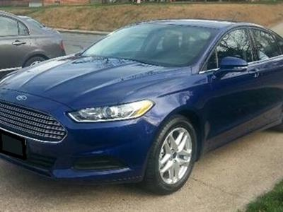 2016 Ford Fusion lease in Fredrick,MD - Swapalease.com