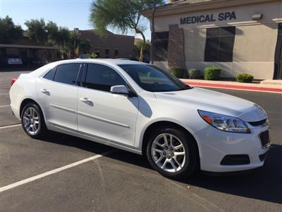 2016 Chevrolet Malibu lease in Queen Creek,AZ - Swapalease.com