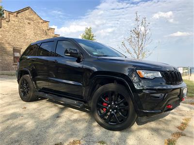 2017 Jeep Grand Cherokee lease in Chicago,IL - Swapalease.com