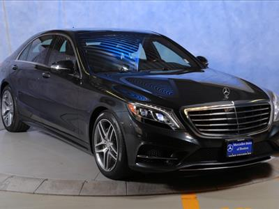2016 Mercedes-Benz S-Class lease in Sharon,MA - Swapalease.com