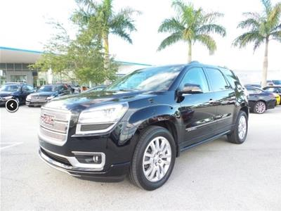 2016 GMC Acadia lease in Stamford,CT - Swapalease.com
