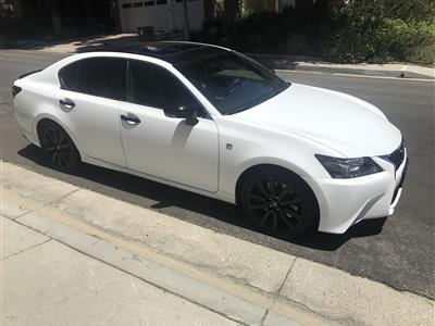 2015 Lexus GS 350 F Sport lease in LOS ANGELES,CA - Swapalease.com
