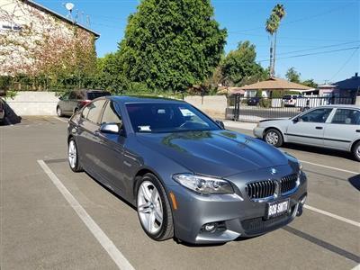 2016 BMW 5 Series lease in Van Nuys,CA - Swapalease.com