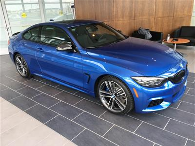 2018 BMW 4 Series lease in Walled Lake,MI - Swapalease.com