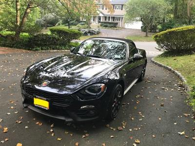 2017 Fiat 124 Spider lease in Roslyn,NY - Swapalease.com