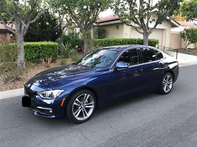 2016 BMW 3 Series lease in La Jolla,CA - Swapalease.com