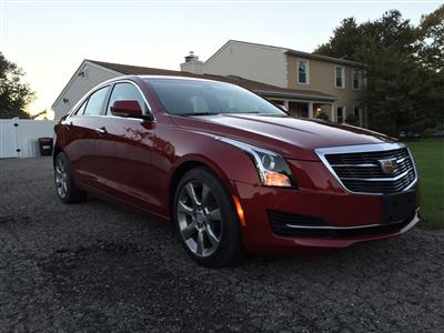 2015 Cadillac ATS lease in East Hanover,NJ - Swapalease.com