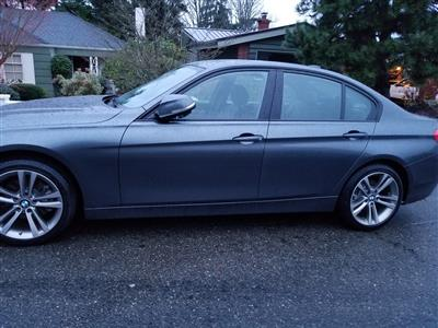 2016 BMW 3 Series lease in Seattle,WA - Swapalease.com