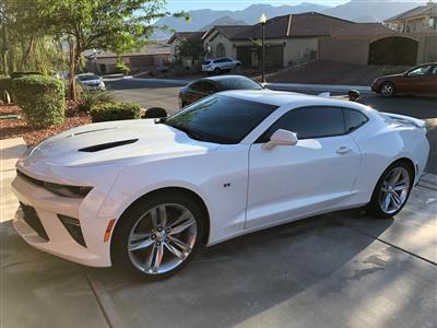 2017 Chevrolet Camaro lease in Las Vegas,NV - Swapalease.com