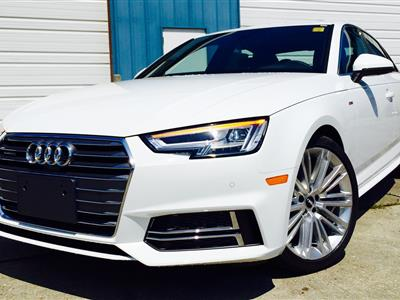 2017 Audi A4 lease in Atlanta,GA - Swapalease.com