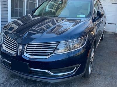 2017 Lincoln MKX lease in Goshen,NY - Swapalease.com