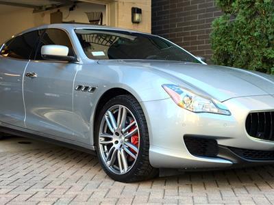 2014 Maserati Quattroporte lease in River Forest,IL - Swapalease.com