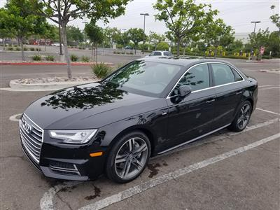 2017 Audi A4 lease in San Diego,CA - Swapalease.com