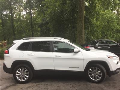 2017 Jeep Cherokee lease in Washington,DC - Swapalease.com