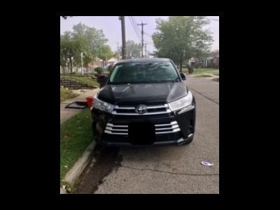 2017 Toyota Highlander lease in Cincinnati,OH - Swapalease.com