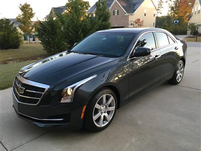 2015 Cadillac ATS lease in Cary,NC - Swapalease.com