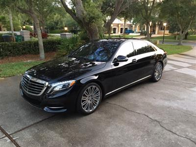2016 Mercedes-Benz S-Class lease in clearwater,FL - Swapalease.com