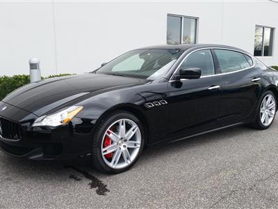 2015 Maserati Quattroporte lease in Port Jeff,NY - Swapalease.com
