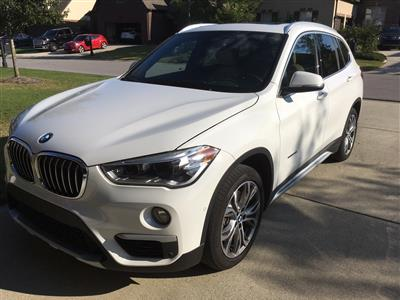 2016 BMW X1 lease in Chicago,IL - Swapalease.com
