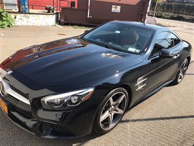 2017 Mercedes-Benz SL Roadster lease in BROOKLYN,NY - Swapalease.com
