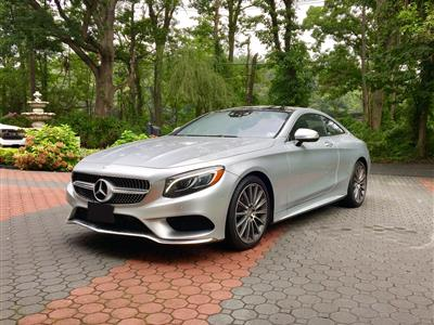 2016 Mercedes-Benz S-Class Coupe lease in Edison,NJ - Swapalease.com