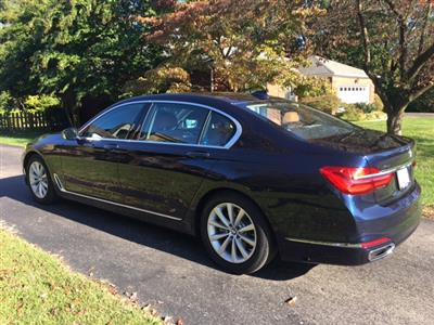 2017 BMW 7 Series lease in Louisville,KY - Swapalease.com