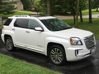 2017 GMC Terrain lease in Cary,IL - Swapalease.com