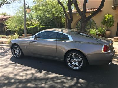 2016 Rolls-Royce Wraith lease in Scottsdale,AZ - Swapalease.com