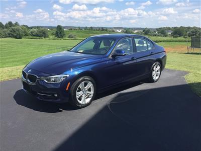 2016 BMW 3 Series lease in Leesburg,VA - Swapalease.com