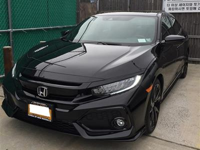 2017 Honda Civic lease in Long Island City,NY - Swapalease.com