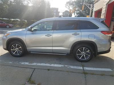 2017 Toyota Highlander lease in Newark,NJ - Swapalease.com