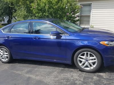 2016 Ford Fusion lease in South lyon,MI - Swapalease.com