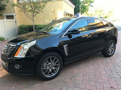 2016 Cadillac SRX lease in Aliso Viejo,CA - Swapalease.com