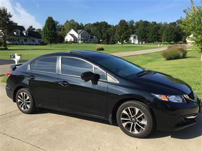 2015 Honda Civic lease in Newark,OH - Swapalease.com