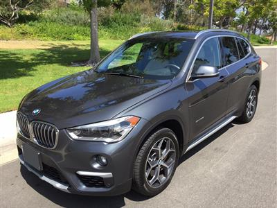 BMW X1 Lease Deals in California  Swapaleasecom