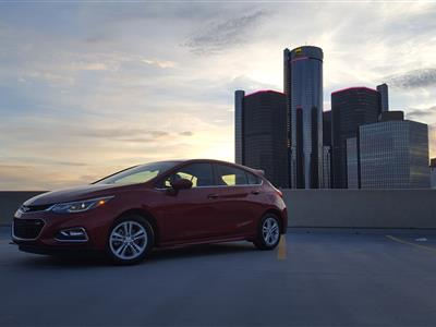 2017 Chevrolet Cruze lease in Troy,MI - Swapalease.com