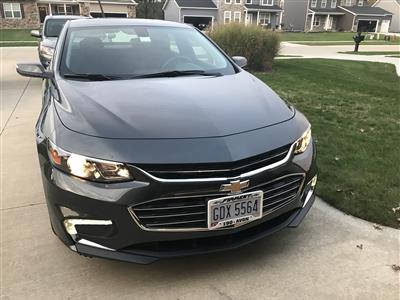 2016 Chevrolet Malibu lease in Grafton,OH - Swapalease.com