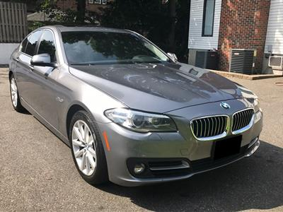 2016 BMW 5 Series lease in Saddle river,NJ - Swapalease.com