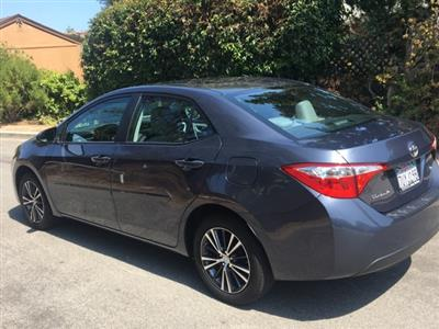 2016 Toyota Corolla lease in Santa Barbara,CA - Swapalease.com
