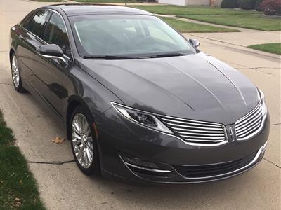 2016 Lincoln MKZ lease in Sterling Heights,MI - Swapalease.com