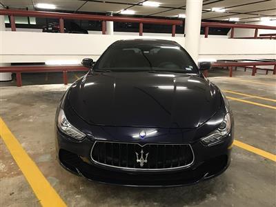 2015 Maserati Ghibli lease in Houston ,TX - Swapalease.com