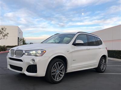 2017 BMW X3 lease in Corona,CA - Swapalease.com