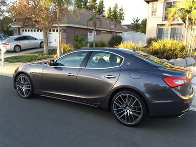 2015 Maserati Ghibli lease in Yorba Linda,CA - Swapalease.com