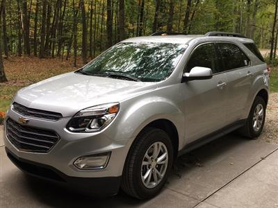 2017 Chevrolet Equinox lease in Lake ,MI - Swapalease.com