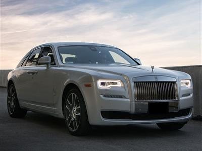 2016 Rolls-Royce Ghost lease in Beverly Hills,CA - Swapalease.com