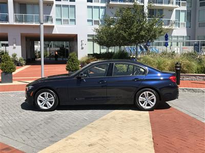 2016 BMW 3 Series lease in Stamford,CT - Swapalease.com