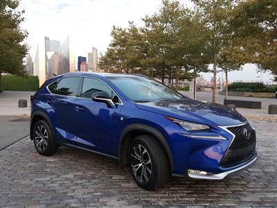 2017 Lexus NX Turbo F Sport lease in Jersey City,NJ - Swapalease.com