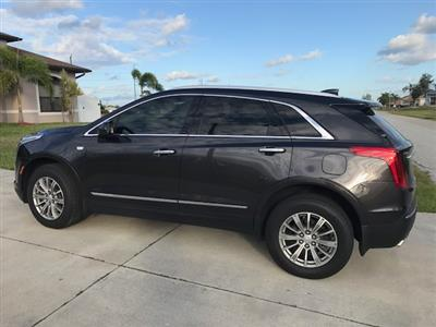 2017 Cadillac XT5 lease in Cape Coral,FL - Swapalease.com