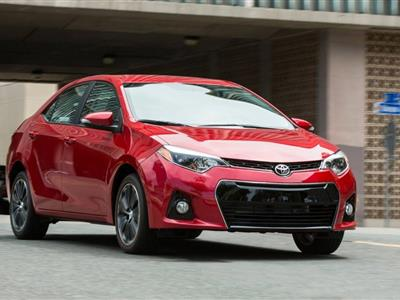 2016 Toyota Corolla lease in Sun City ,AZ - Swapalease.com